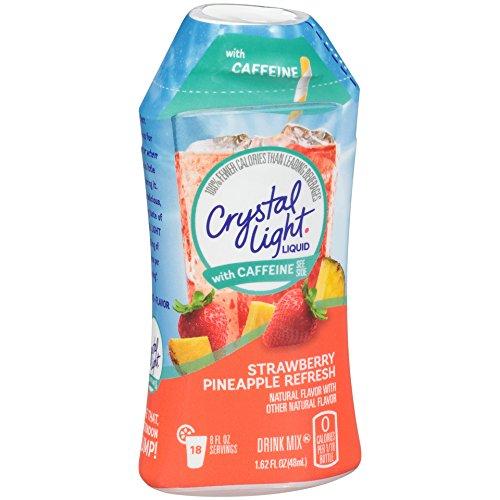 Crystal Light Liquid Variety Drink Mix 1.62 Fl Oz Mango
