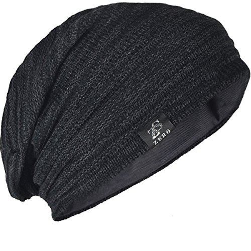 fe22fec1386 REDESS Beanie Hat For Men and Women Winter Warm Hats Knit Slouchy ...