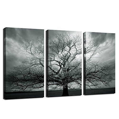 6e4085ae3eb 5 piece gallery wrapped black and white decorative ocean sea beach canvas  oil paintings wall art set for home decorations wall decor