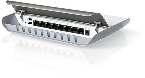 NETGEAR 8-Port Gigabit Smart Managed Plus Switch, Easy